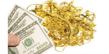 Продать старое золото