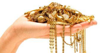 Цена золота в скупке на сегодня