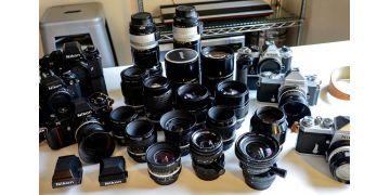 Скупка старых фотоаппаратов