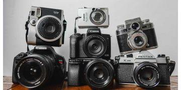 Комиссионный магазин фототехники в СПб