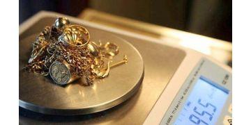 Сколько стоит 1 грамм золота в скупке
